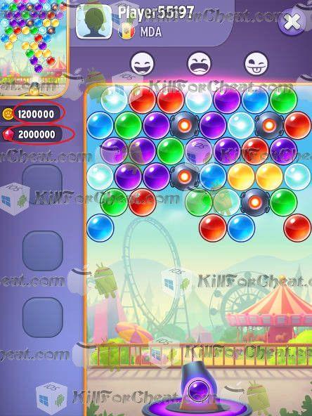 bubble shooter 2019 mod apk