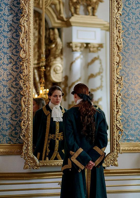 "Yuliya Snigir as Catherine II in ""Catherine the Great"" tv series, 2015 {Official Trailer}."
