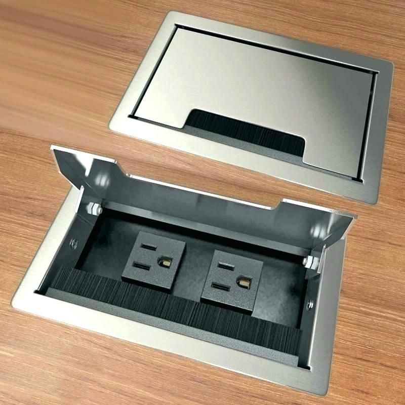 Electrical Outlets Mounted Receptacles