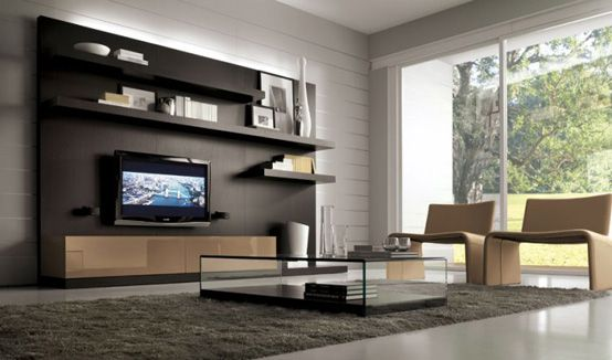 Really Like This Entertainment Center  Home And Living Fascinating Big Living Room Designs Design Inspiration