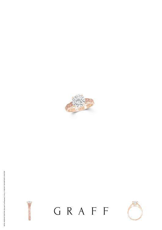Graff Diamonds #wedding #jewelry #asiaweddingnetwork