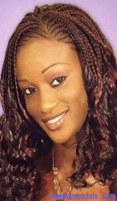 Cool 1000 Images About African American Braids Hairstyles On Pinterest Short Hairstyles Gunalazisus