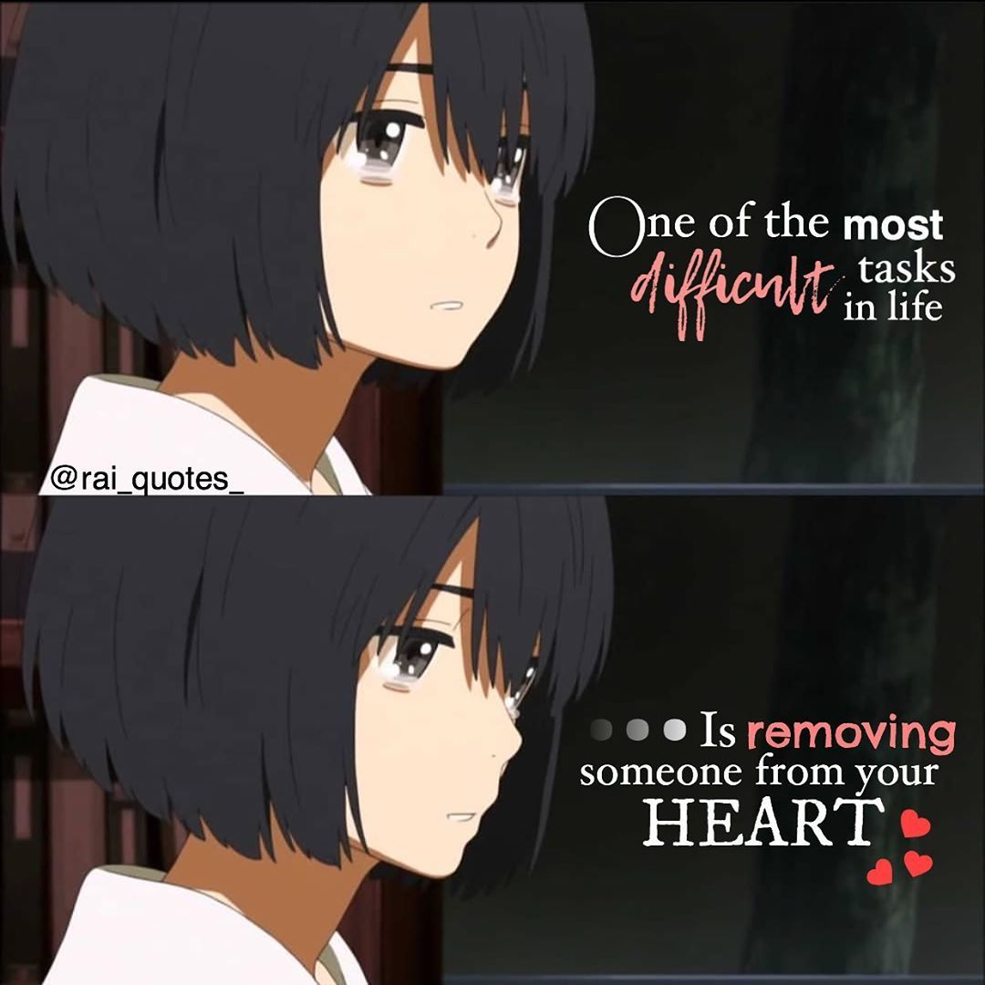 156 Likes 5 Comments Rai Anime Quotes Editor Rai Quotes On Instagram How S Life Friends Anim In 2020 Anime Love Quotes Really Good Quotes Anime Quotes