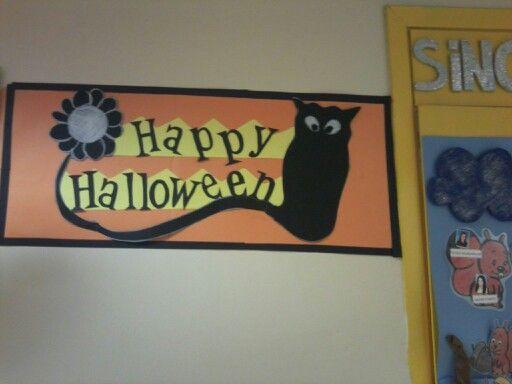 Halloween cool writing