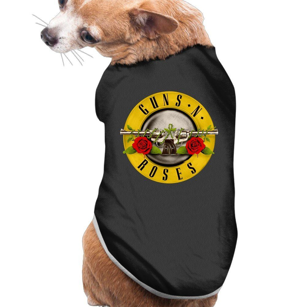 Guns N Roses Logo Slash Axl Rose Duff McKagan Pet Dog Shirt Cool     You  can get additional details at the image link. (This is an affiliate link  and I ... f5526adf5