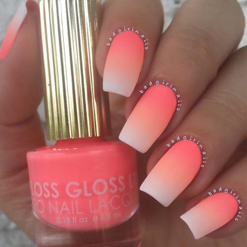 39 Elegant Looks For Matte Nails Every Girl Will Want To Copy Get
