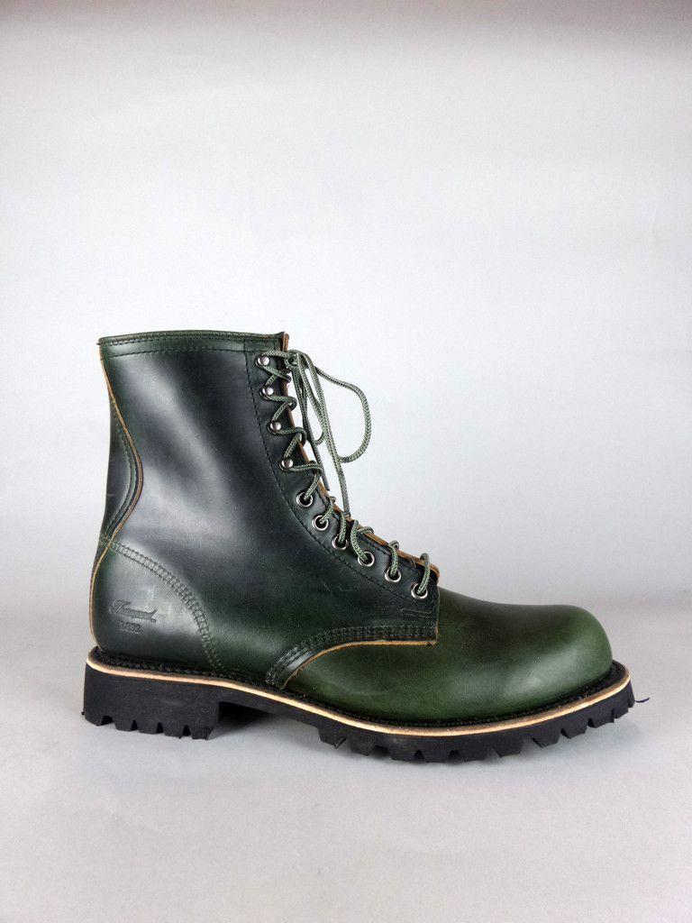 bcb728fdb40 Thorogood 1892 Tomahawk 8 Inch Boots in Loden Green in 2019 ...