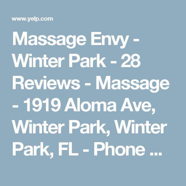 Winter Park Massage Studio