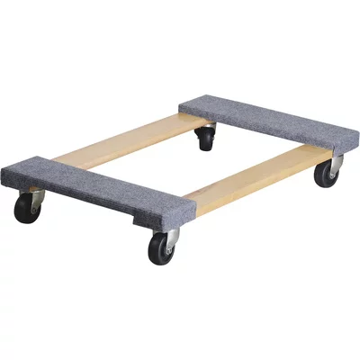 Ironton Carpeted Mover S Dolly 1000 Lb Capacity 30in L X 18in W In 2020 Affordable Carpet Furniture Dolly Expensive Furniture