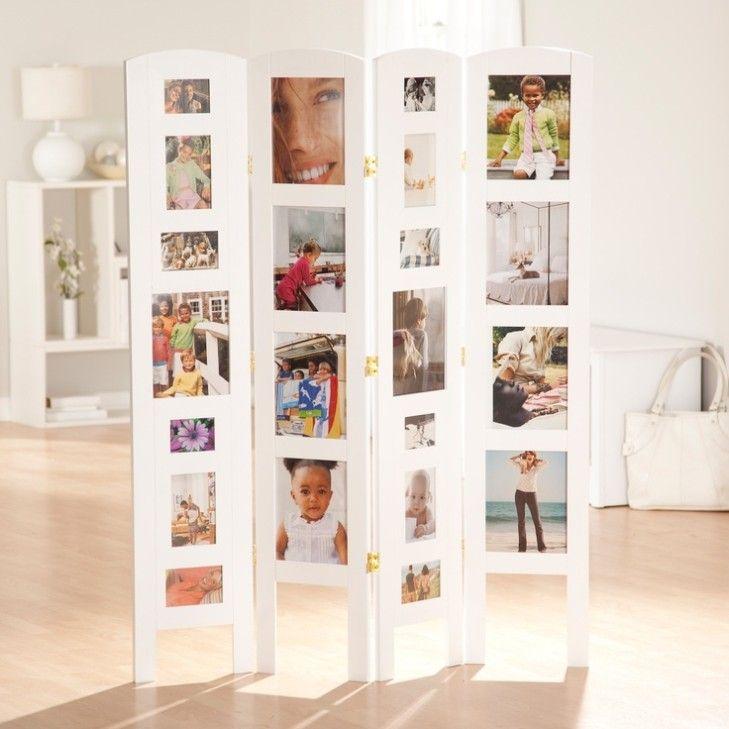 9 Interesting Memories Photo Frame Room Divider Snapshot Idea