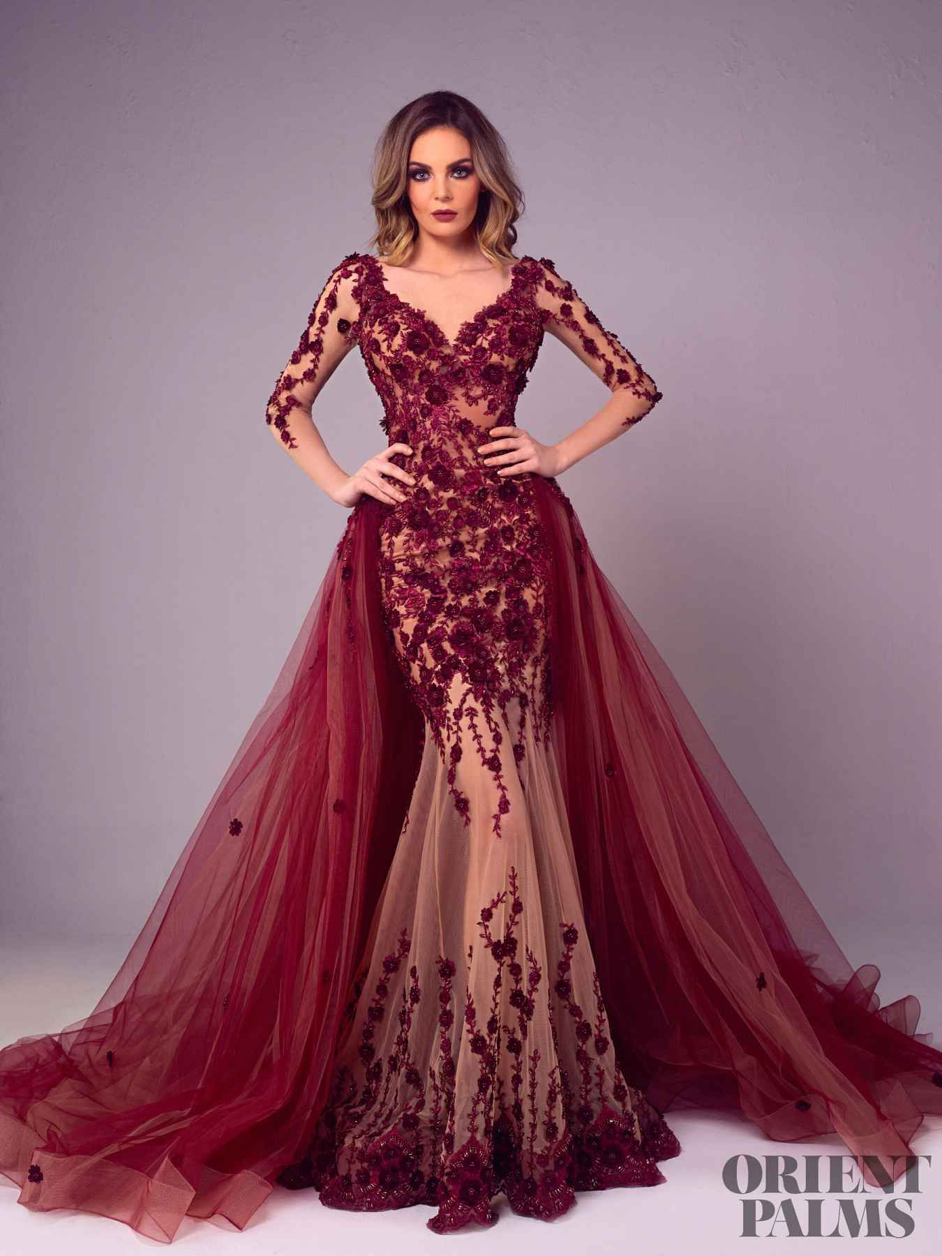 1a2d6a3ca3c0 Tony Chaaya 2018 collection - Couture in 2019 | Ladies | Fashion ...