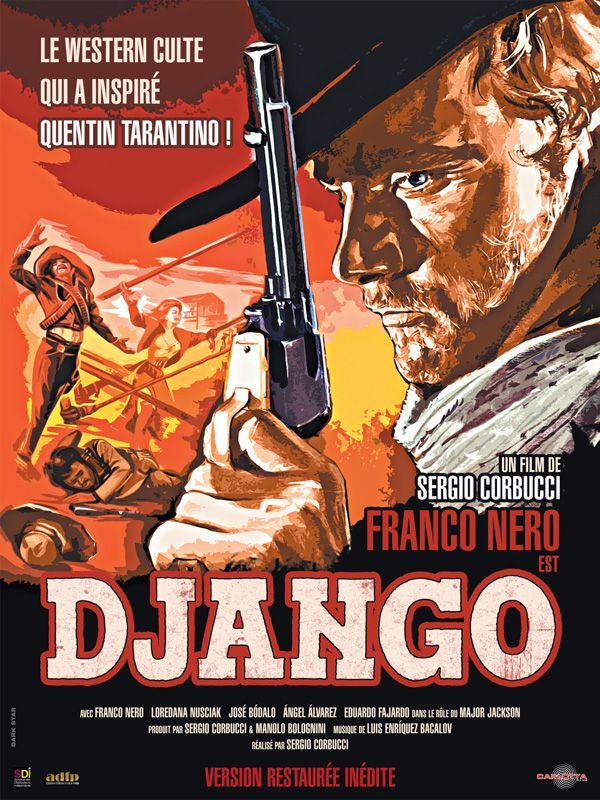 Django Westerns Films Western Western Spaghetti