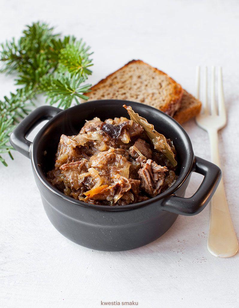Bigos Staropolski Savoury Food Food Vegetarian Recipes