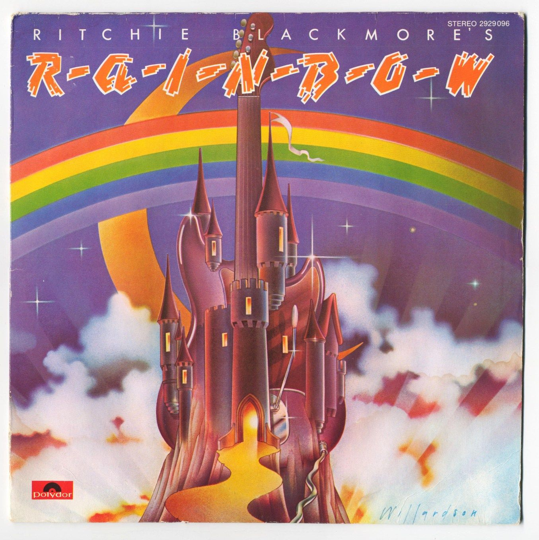 Rainbow - Ritchie Blackmore's rainbow | music catalog / R / | Music