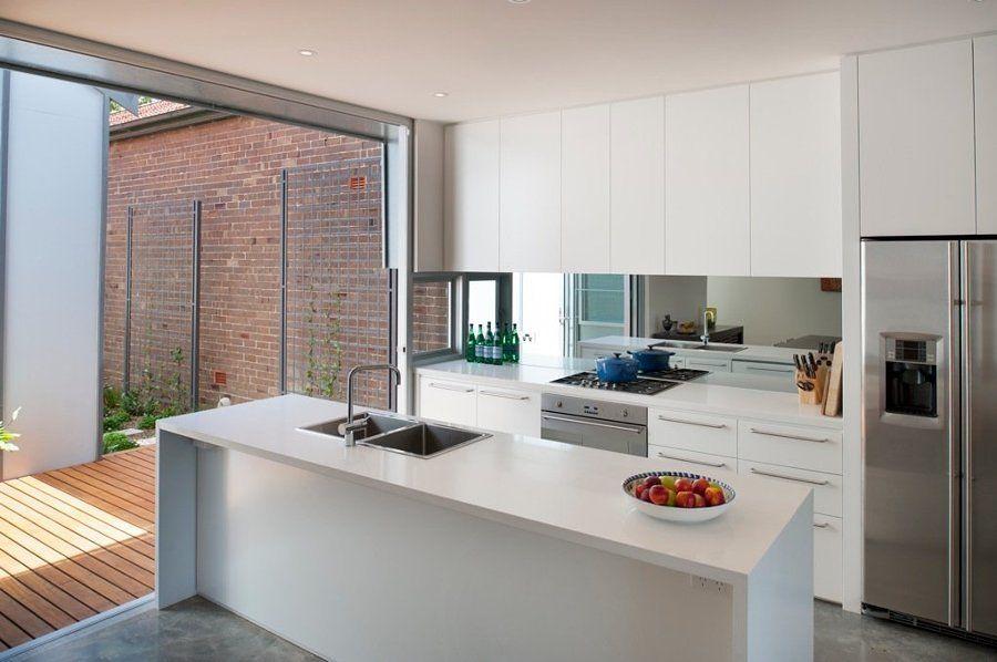 Cocinas Abiertas Al Exterior, ¿cuál es Tu Favorita? | Ideas Diseño ...