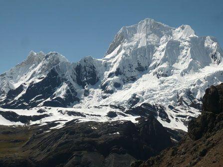 The Cordillera Blanca - BorisAndina