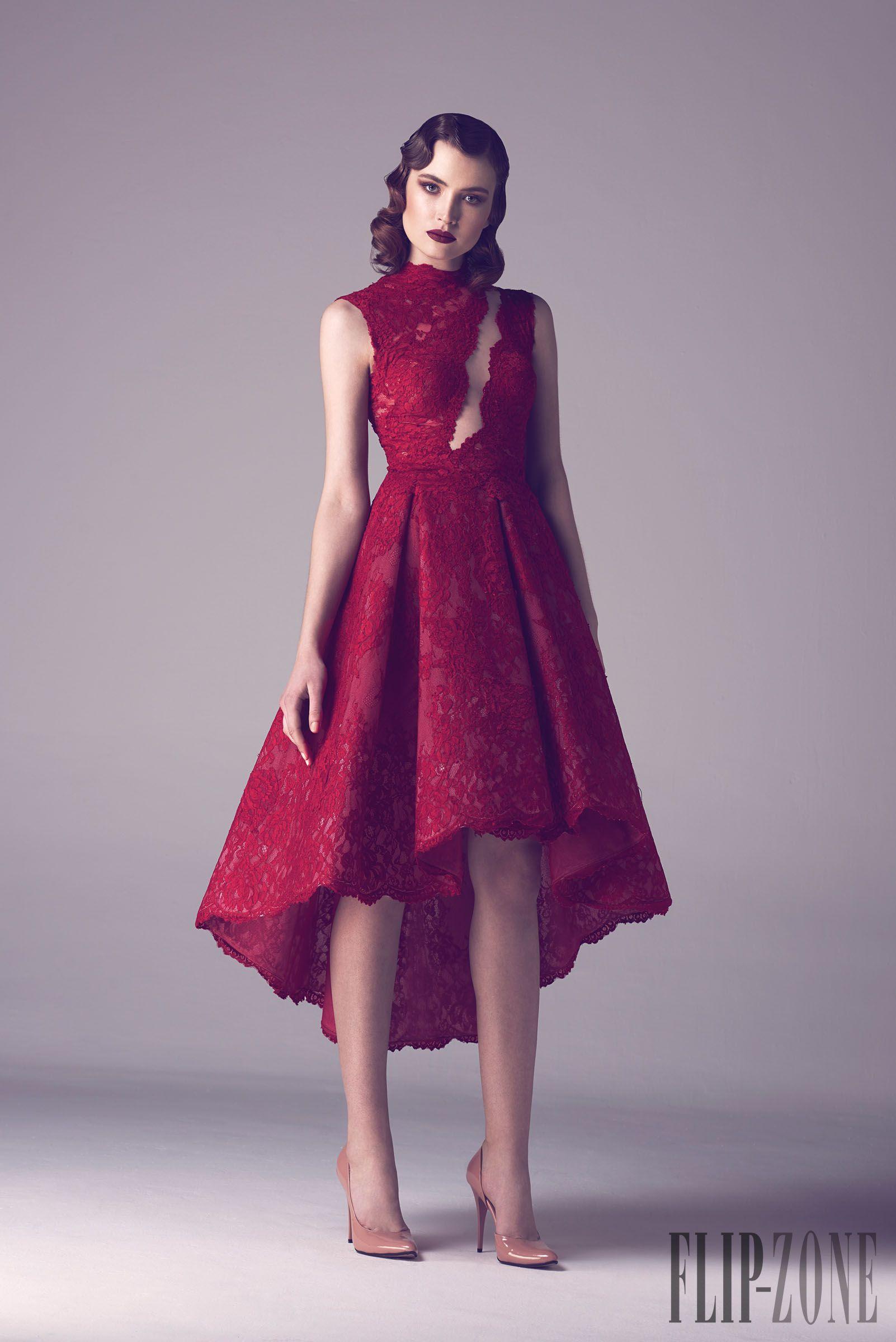 Vistoso Vestido De Fiesta En Rojo Viñeta - Vestido de Novia Para Las ...