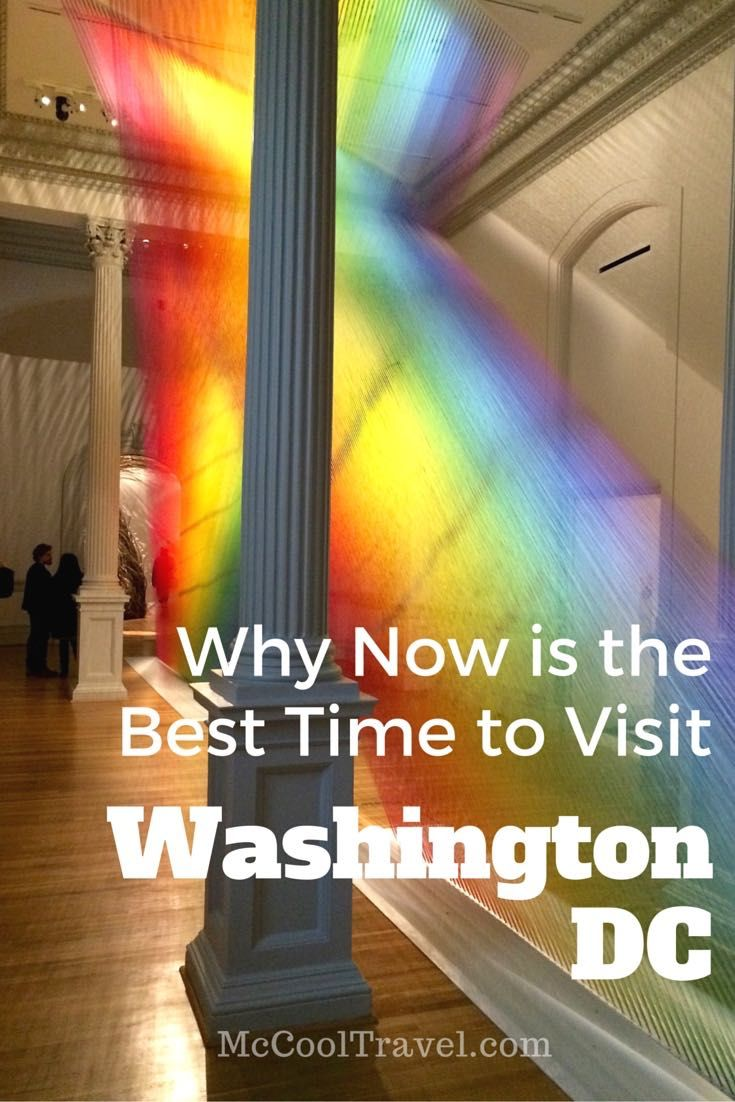 Why Now Is The Best Time To Visit Washington Dc Smaller Crowds