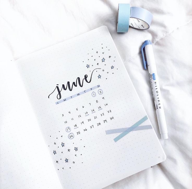 Bullet journal monthly cover page, June cover page... - #Bullet #cover #Journal #June #mnner #Monthly #page #bulletjournaldoodles