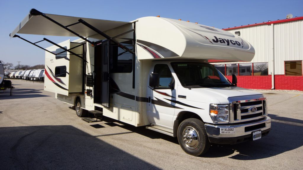 All Seasons Rv Motorhome Jayco Rv Rvs For Sale