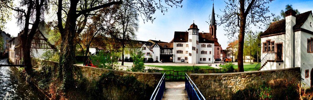 Schlossplatz Emmendingen