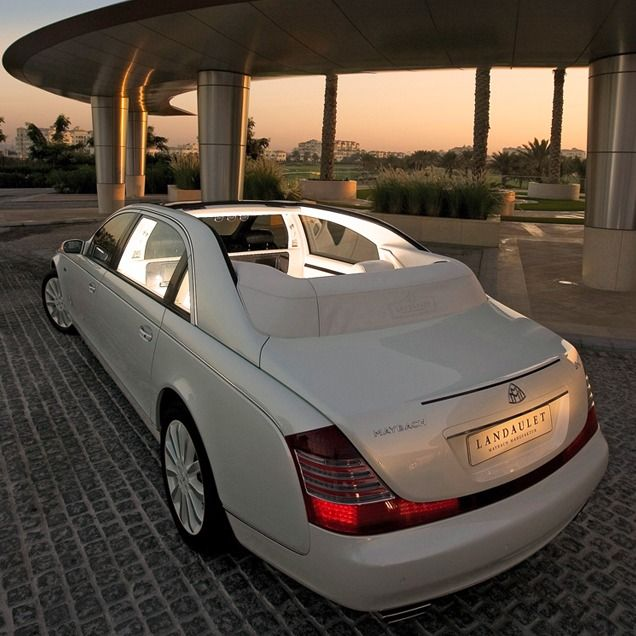 2012 maybach 62s landaulet | transportation: cars, trucks, boats and