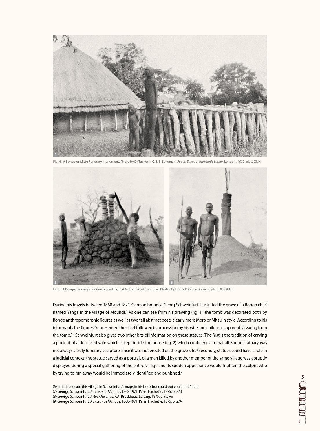 Dont Forget Ivory Coast >> BONGO - Monumental statuary from Southern Soudan - Bernard de Grunne - 2011