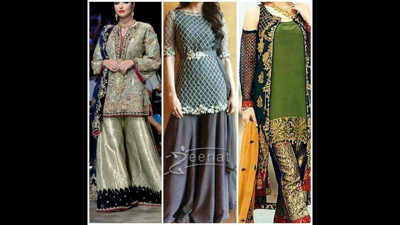 Latest Party Wear Dresses Stylish Party Wear Dress Designs