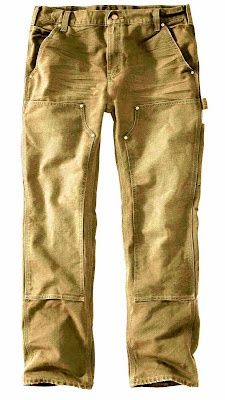 64b37009 Carhartt 1889 series logger pants are the perfect pant for long days  working in the back woods.:
