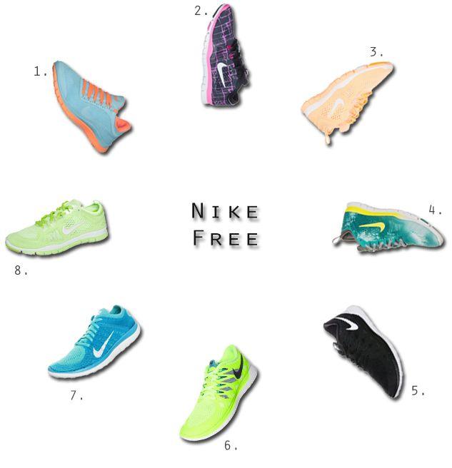 Nike Free!!