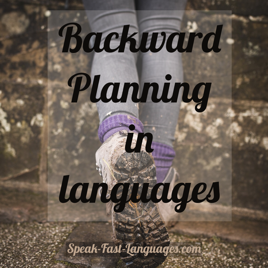 Backward Planning A Successful Way To Organise Your