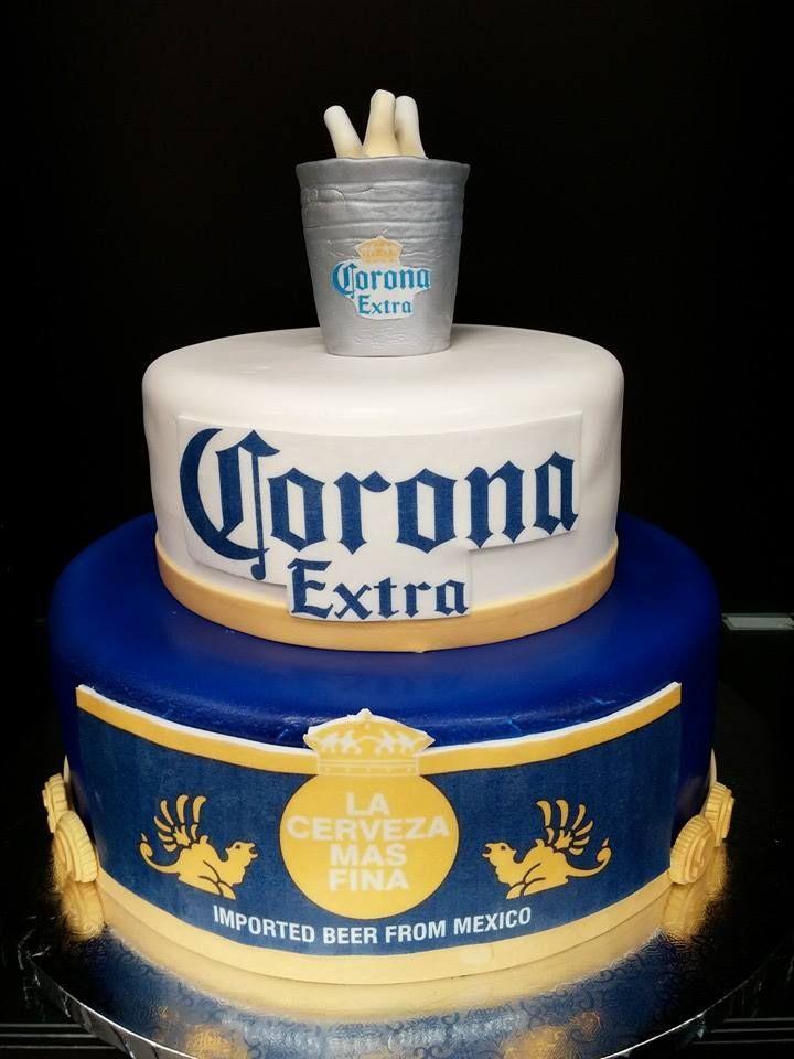 Corona Cake Corona Beer Cake Beer Cake Corona Cake