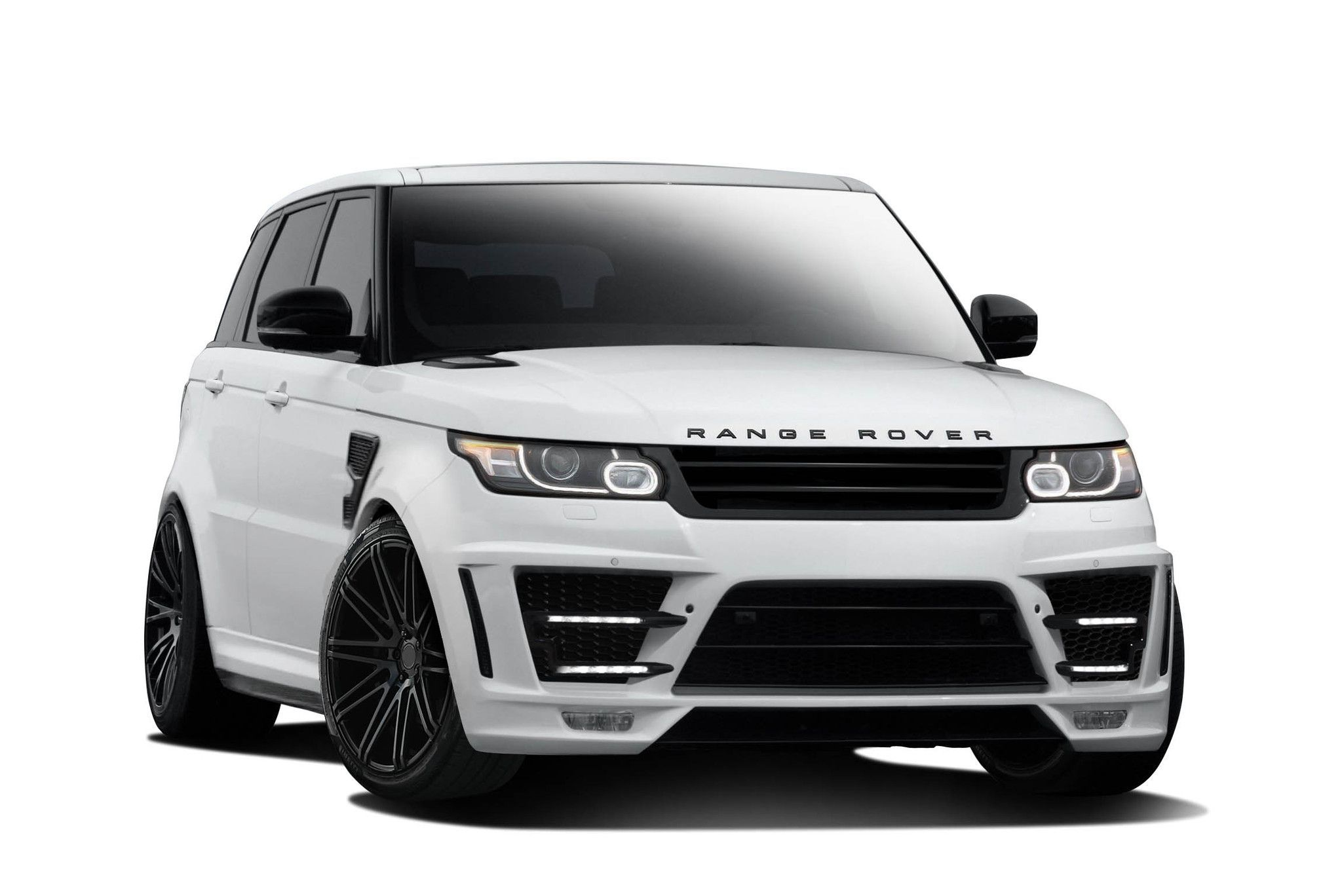 2014 2015 Land Rover Range Rover Sport Af 1 Body Kit 10 Piece Range Rover Sport Land Rover Range Rover