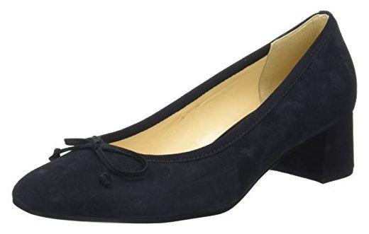 Gabor Shoes Damen Fashion Plateau, Blau (Pazifik 16), 40 EU