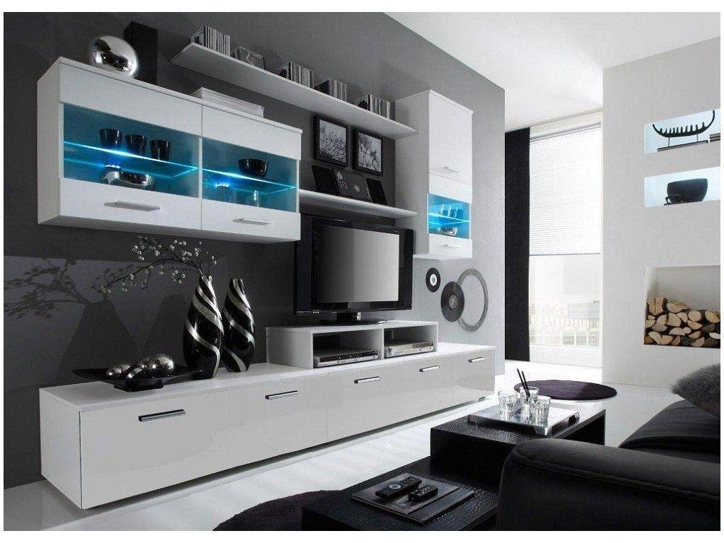 contemporain meuble tv moderne meubles tv design - Meuble Tv Design Ibiza A Led