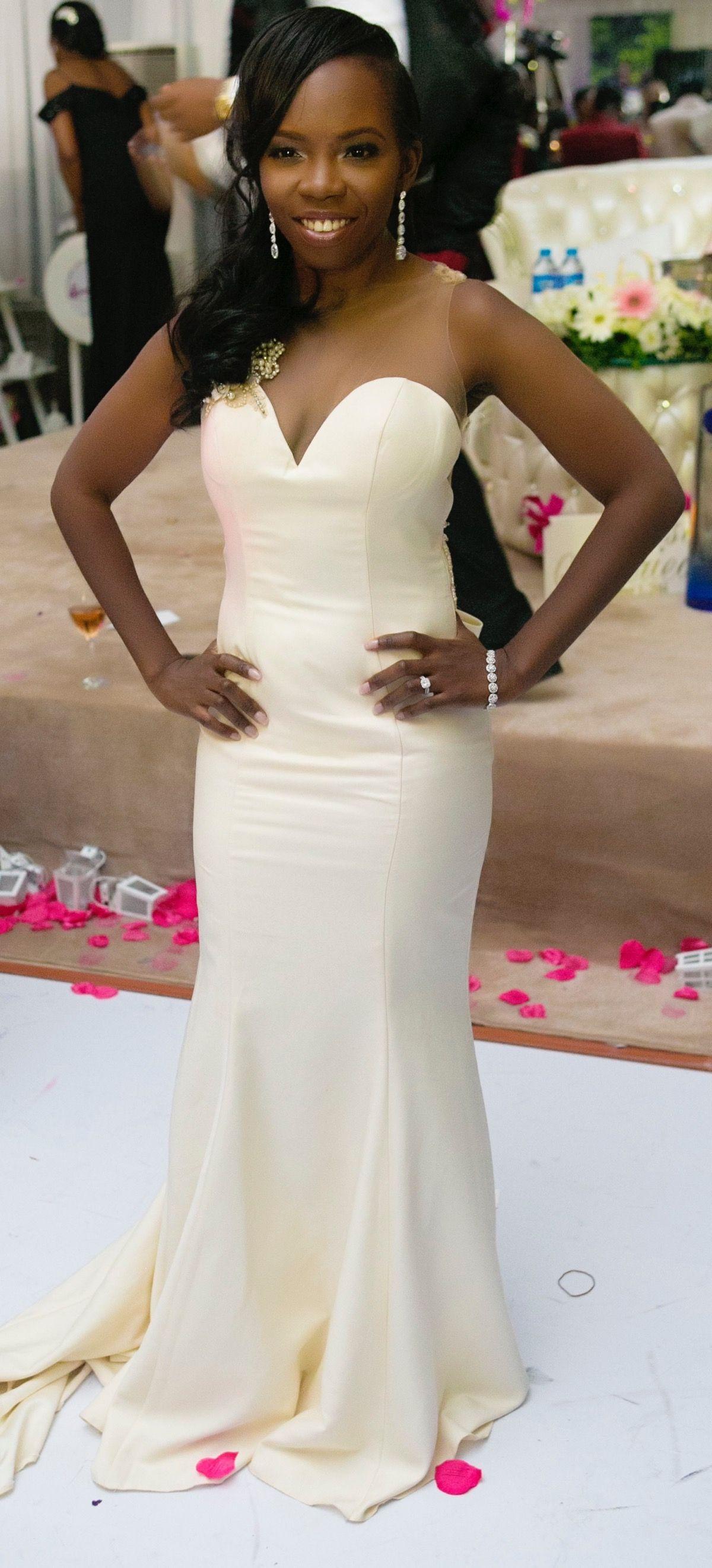 Lace dress nigeria  Modern Lagos Wedding at Ruby Gardens Nigeria  Wedding and Weddings