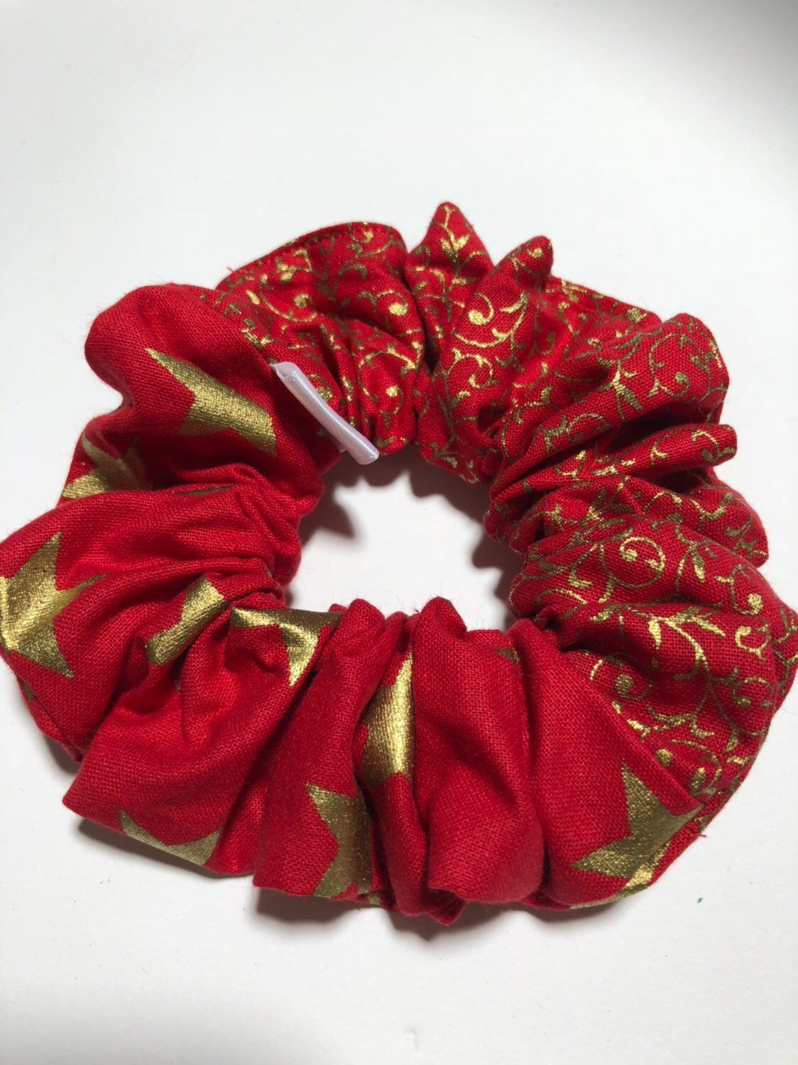 Christmas Scrunchy To Add A Festive Touc Accessories - Hair Beauty
