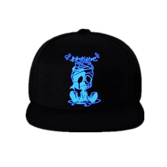 League of Legends baseball caps LOL hero Amumu luminous hats for men