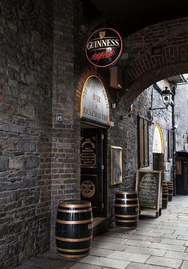 Dublin Traditions by Fowler Dublin, Its a mans