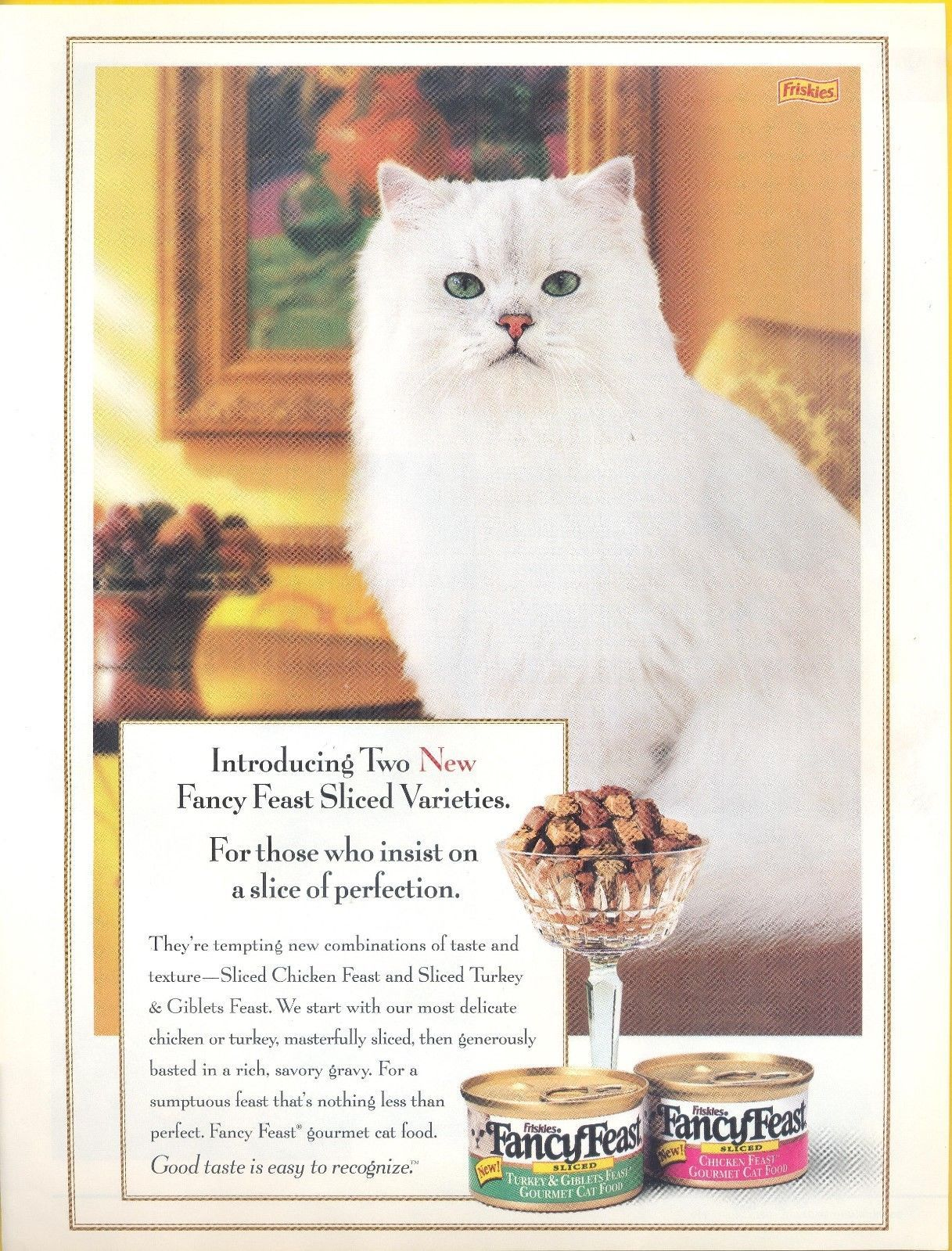Pin by J.E. Hart on Cats in Advertising (With images