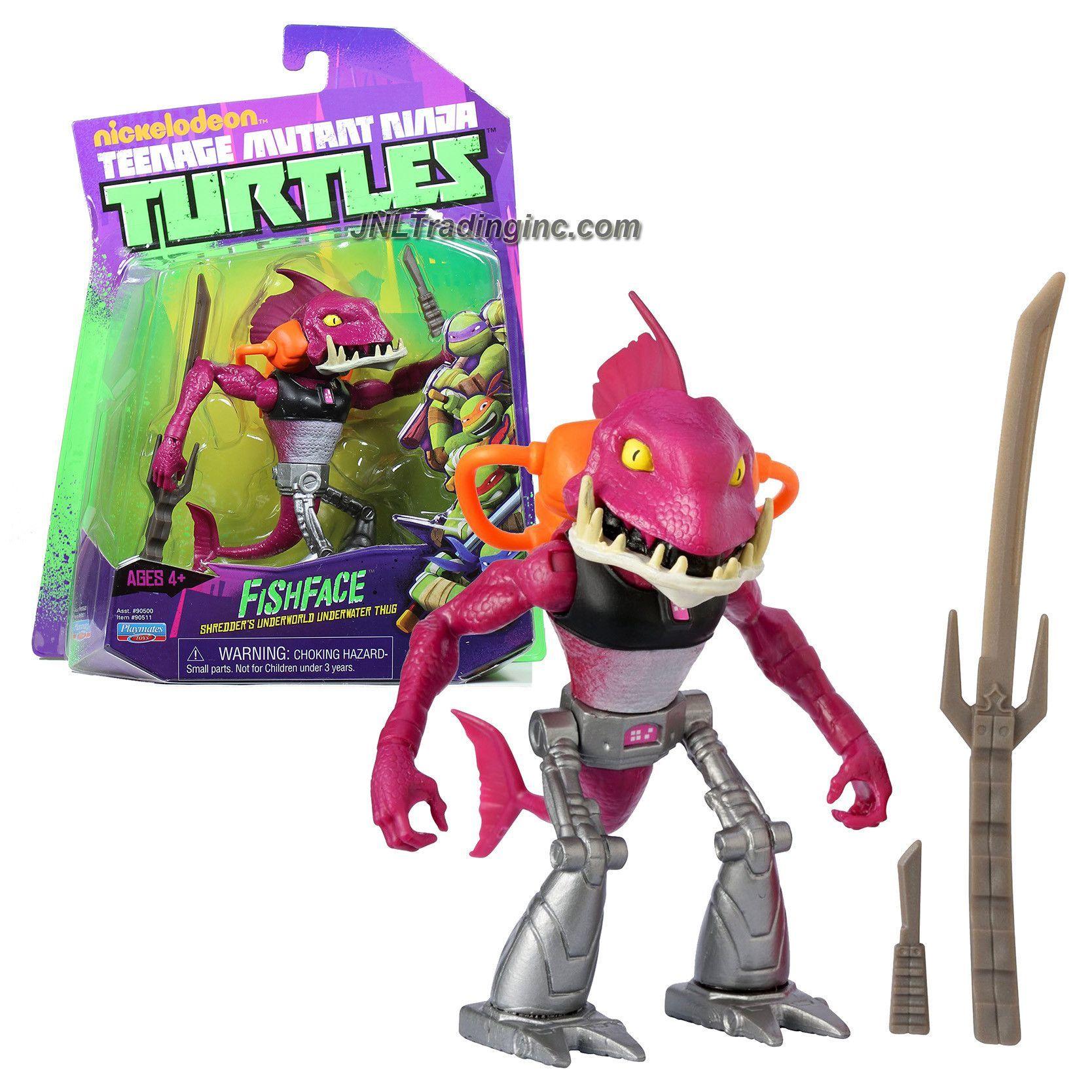 Playmates Teenage Mutant Ninja Turtles Tmnt 5 Tall Figure