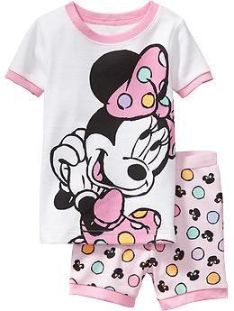 6b9e13eb00b50b Disney© Minnie Mouse PJ Sets for Baby | Baby cute little things ...