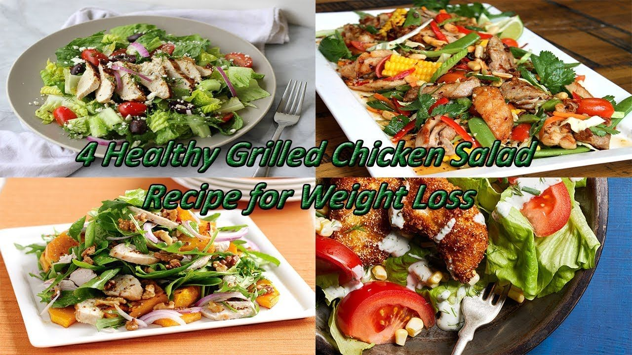 Chicken Salad Recipe For Weight Loss