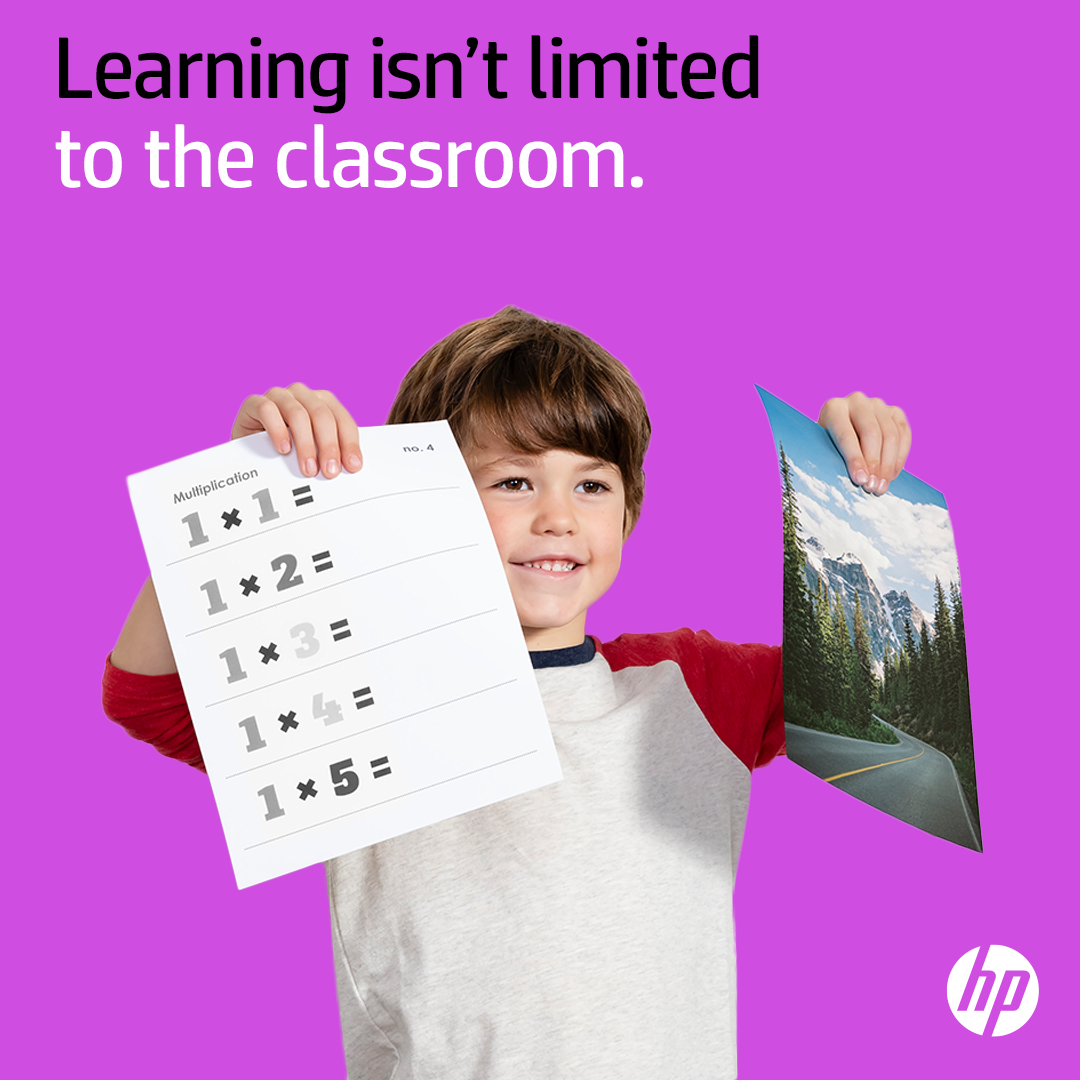 Keep Them Learning With Print In