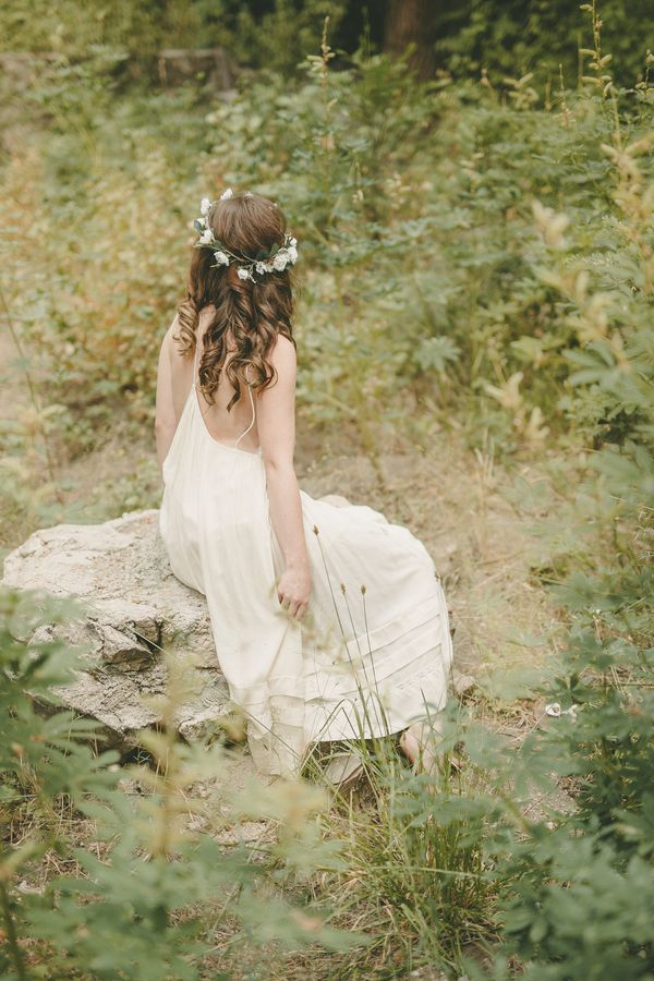 Bohemian Engagement Shoot | Kristen Booth Photography | Bridal Musings Wedding Blog