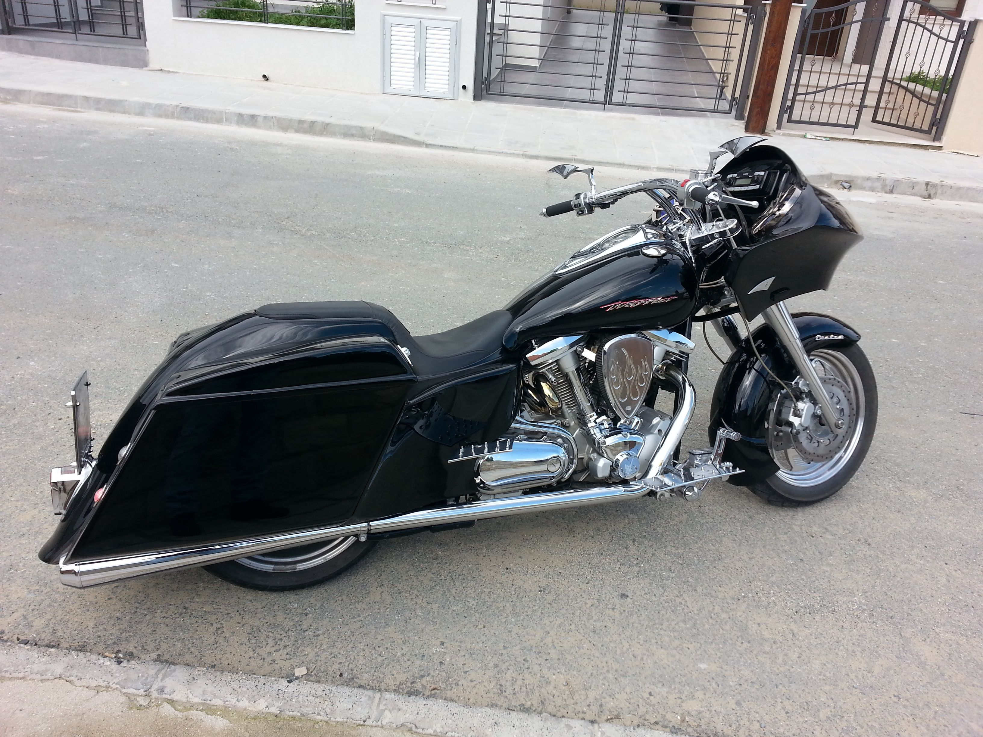 Yamaha roadstar baggers pinterest wheels for Yamaha bagger motorcycles