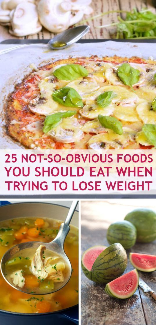 How to lose weight by eating less food photo 6