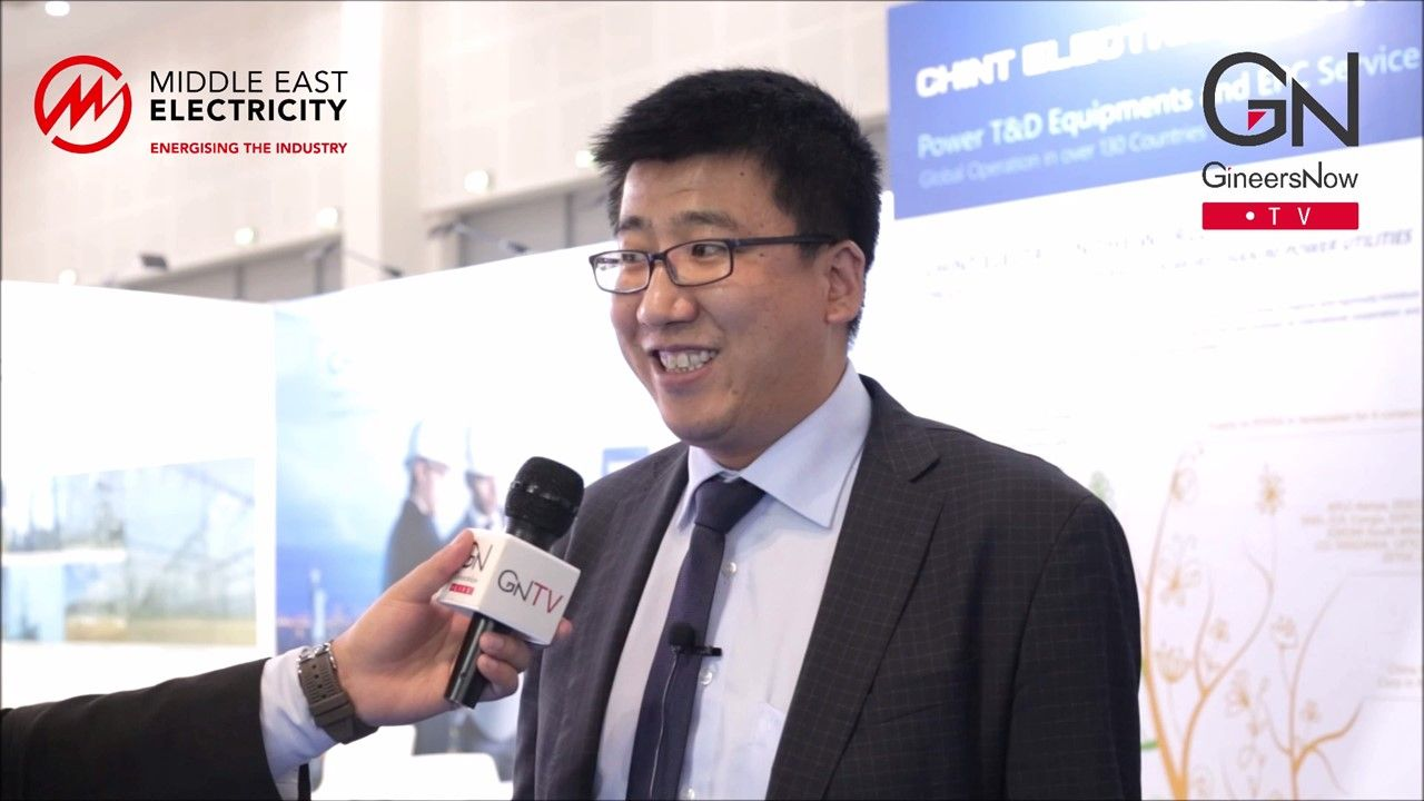#LeadersTalk with CHINT Electric, John Wang, Sales Director