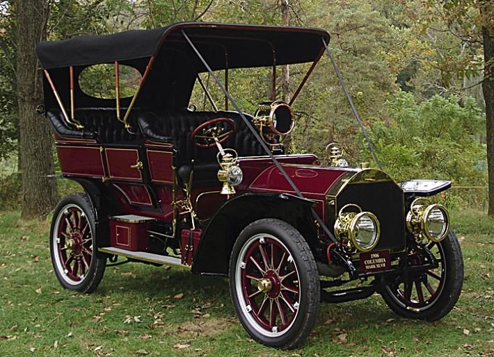 Early 1900 S Nypd Automobile What Is It Classic Cars Veteran Car Antique Cars