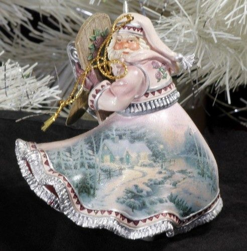 Image result for new kinkade ornaments